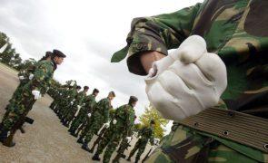 Covid-19: Subsídio extraordinário de risco nas Forças Armadas só será pago em abril