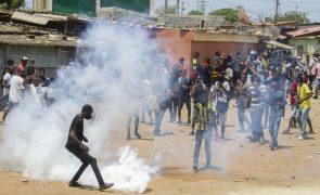 Autoridades angolanas alertam contra recolha inconsciente de engenhos explosivos para vender