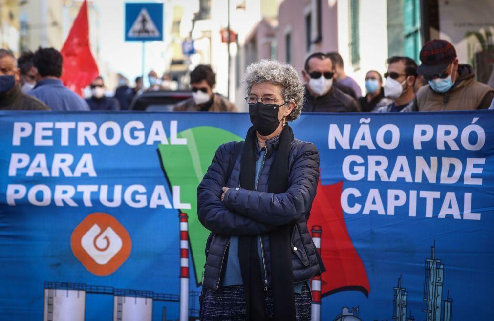 CGTP-IN acusa Governo de não salvaguardar empregos da refinaria de Matosinhos