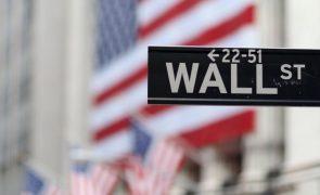 Wall Street segue em terreno misto com juros da dívida dos EUA a subirem
