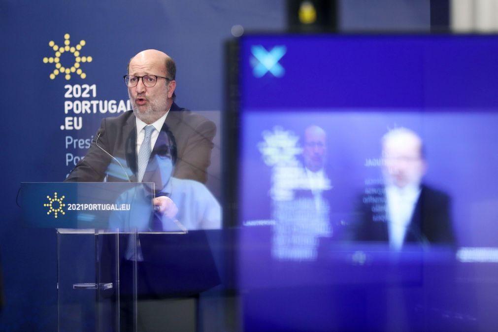 UE/Presidência: Portugal quer acordo sobre Lei Europeia do Clima antes de 22 de abril