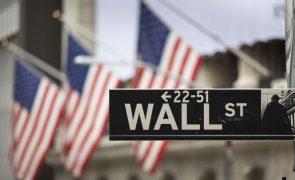 Wall Street fecha em baixa arrastada pela subida dos rendimentos obrigacionistas