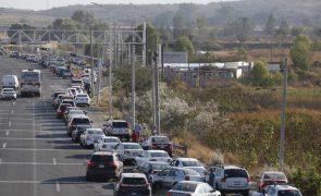 Covid-19: México com 698 mortes e 6.726 novos casos em 24 horas