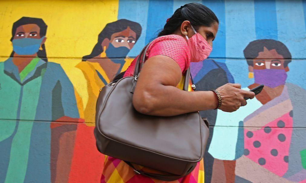 Covid-19: Índia com quase 40 mil  novos casos, novo máximo diário desde dezembro