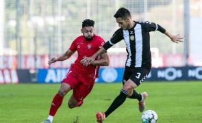 Gil Vicente recebe o Nacional na abertura da 24.ª jornada da I Liga