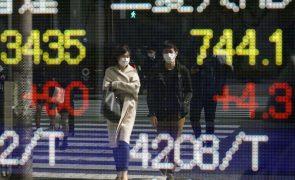 Bolsa de Tóquio fecha a perder 1,41%
