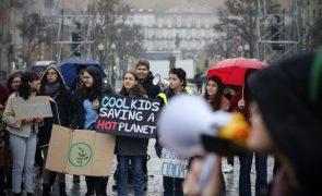 Jovens voltam hoje a mobilizar-se pela justiça climática