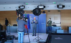 UE/Presidência: Costa anuncia estrutura permanente em Lisboa da