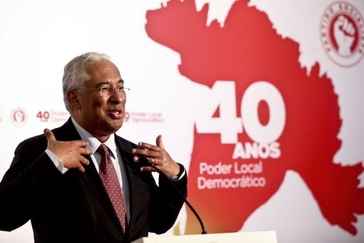 Costa quer 2017 como o ano da maior descentralização para as autarquias
