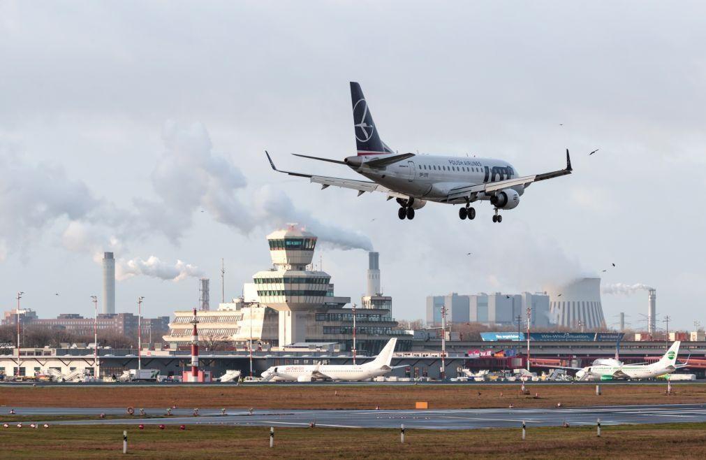 Embraer regista prejuízo de 549 milhões de euros em 2020