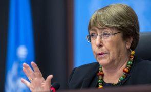 EUA/Floyd: Julgamento é oportunidade fundamental para a justiça - Bachelet