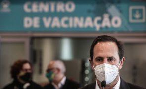 Covid-19: Testagem em massa em Lisboa arranca a 31 de março
