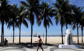 Covid-19: Prefeito do Rio de Janeiro fecha as praias para controlar vírus