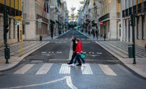 Covid-19: Portugal com 87,2 casos por 100 mil habitantes e 0,86 de índice de transmissibilidade