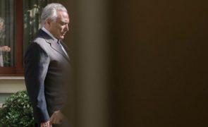 Justiça brasileira absolve ex-presidente Michel Temer e mais cinco acusados de corrupção