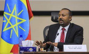 Primeiro-ministro da Etiópia emite