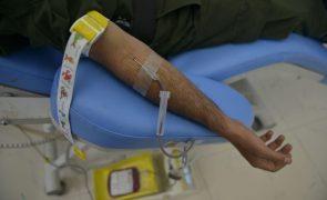 DGS clarifica norma sobre dadores de sangue com base no princípio da não-discriminação