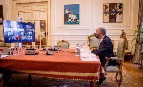 Reunião do Conselho de Estado sobre Defesa termina sem divulgar conclusões