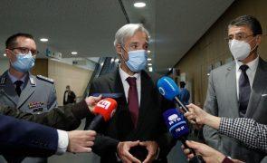 Ministro Cravinho descarta governante coordenador de FA, polícias e Proteção Civil