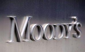 Moody's não se pronuncia e Portugal mantém 'rating' Baa3 com perspetiva positiva