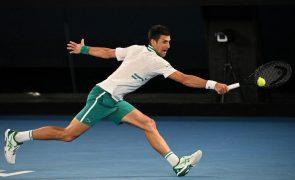 Novak Djokovic desiste do Masters 1.000 de Miami