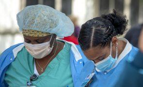 Covid-19: EUA com 1.650 mortos e 62.787 casos nas últimas 24 horas