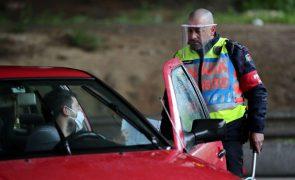 Balanço semanal da GNR dá conta de 343 detenções e 10.564 infrações de trânsito