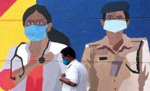 Covid-19: Índia ultrapassa os 40.000 casos em 24 horas