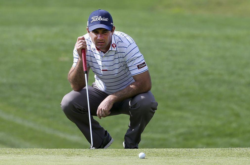 Golfista Ricardo Santos sobe ao 'top 20' do Magical Quénia Open
