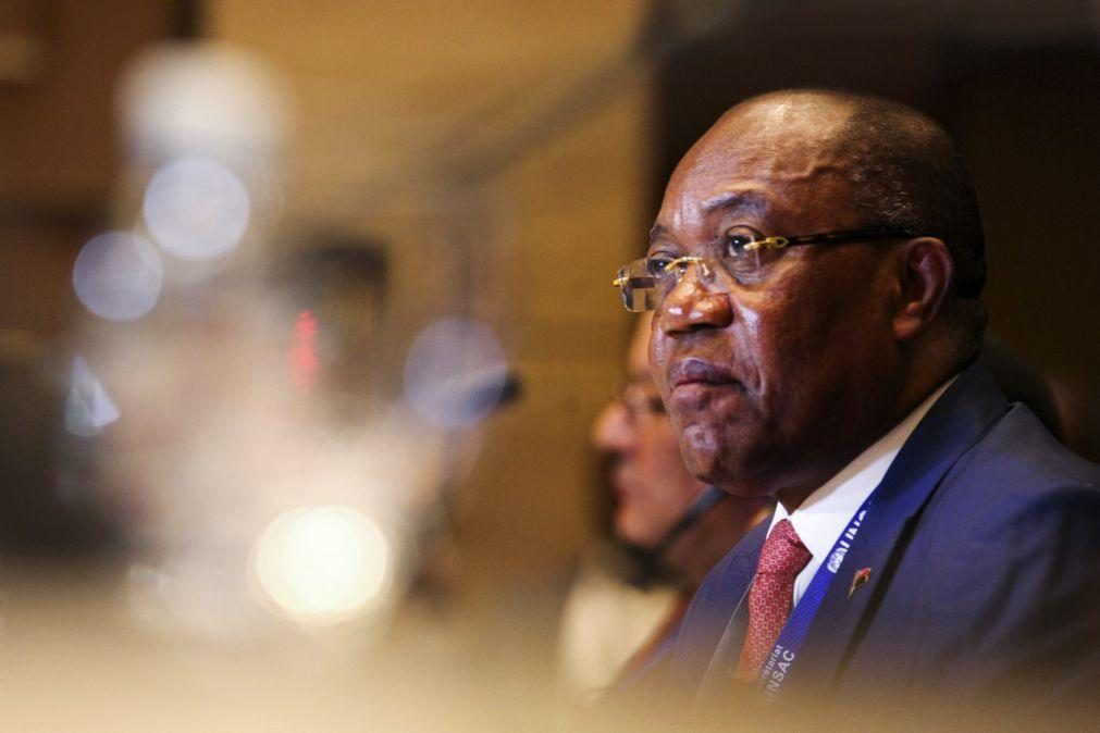 Ex-ministro angolano Manuel Augusto chefia missão de observação às presidenciais na República do Congo