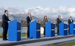 Cinco países mediterrâneos criticam Pacto de Migração e Asilo da Europa