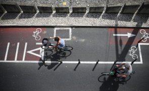 Coimbra quer estender mais 18 quilómetros de ciclovia