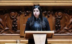 Líder parlamentar Inês Sousa Real é candidata à liderança do PAN