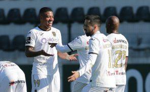Paços de Ferreira vence Moreirense e reforça quinto lugar [vídeo]