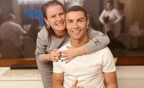 Elma Aveiro lança projeto em homenagem a Cristiano Ronaldo [exclusivo]