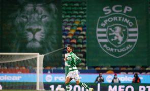 Sporting vence Vitória e mantém 10 pontos sobre o FC Porto [vídeo]