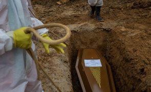 Covid-19: Brasil com 79.069 novos casos e 2.438 mortes
