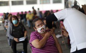 Covid-19: México com 608 mortes em 24 horas