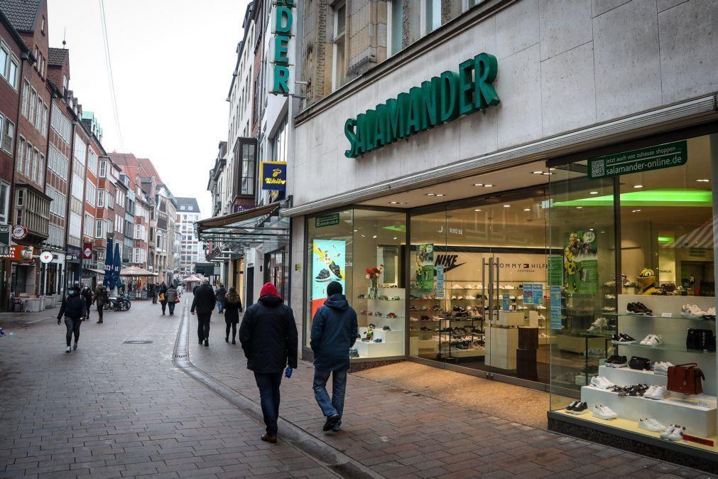 Covid-19: Incidência semanal na Alemanha supera os 100 casos