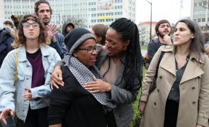 Joacine Katar Moreira dá voz a 100 pessoas contra o racismo
