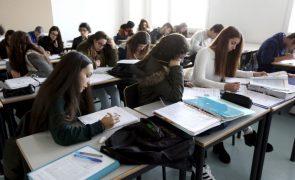 Covid-19: Governo recomenda testes regulares no ensino superior