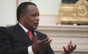 Presidente do Congo e candidato diz que eleições são