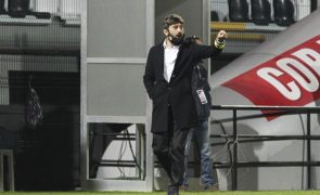 Luis Freire deixa Nacional e protagoniza 12.ª 'chicotada' da I Liga de futebol