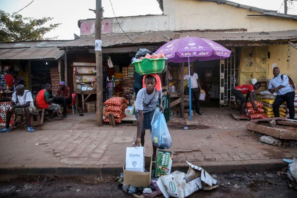 Covid-19: Guiné-Bissau regista mais 10 novos casos