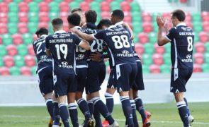 Famalicão goleia Marítimo e sai da zona de despromoção [vídeo]