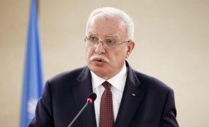 Israel revoga autorização de viagem a ministro palestiniano após deslocação ao TPI