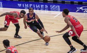 Chris Paul ultrapassa as 10.000 assistências na NBA