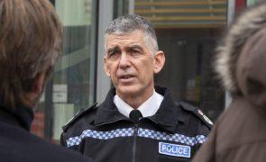 Sete detidos e 20 polícias feridos em distúrbios na cidade inglesa de Bristol