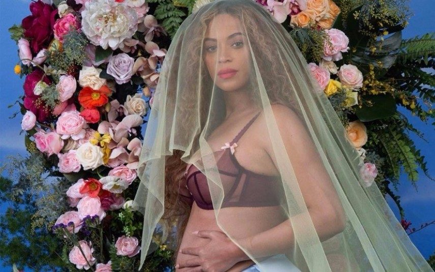 Já viu a primeira foto dos gémeos de Beyoncé?