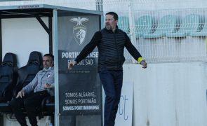 Conselho de Disciplina instaura processo ao treinador do Portimonense